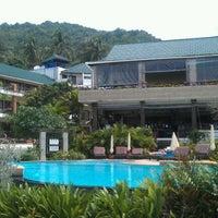 Photo taken at Haadlad Prestige Resort And Spa Koh Phangan by Andy C. on 12/28/2011