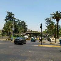 Foto tirada no(a) Plaza Pedro de Valdivia por Edo em 12/7/2011