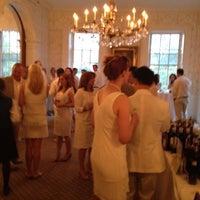 Photo taken at Union Club of Boston by Joe S. on 6/1/2012