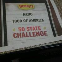 Photo taken at Denny's by Shevonne N. on 7/8/2012