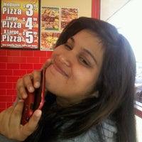 Photo taken at La Pizza Loca by Nicole P. on 4/11/2012
