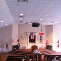 Photo taken at Sandstone Drive Church Of Christ by Trina W. on 6/24/2012