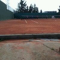 Photo taken at Tennis Club ASM by Adel B. on 11/5/2011