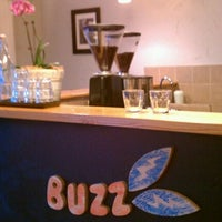 Photo taken at Buzz: Killer Espresso by Yuki B. on 9/17/2011