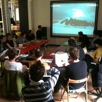 Photo taken at Kitchen Budapest by Eszter B. on 3/16/2011