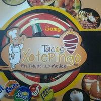 2/11/2012 tarihinde Jose Juan M.ziyaretçi tarafından Tacos Xotepingo'de çekilen fotoğraf