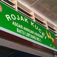 Photo taken at Rojak Kucei by Amirul A. on 9/7/2012