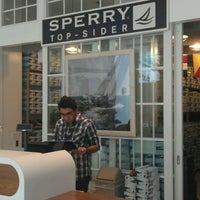 Photo taken at Sperry Top-Sider Century City by David T. on 8/13/2011