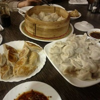 Photo taken at Mother's Dumplings by Woeser T. on 12/28/2011