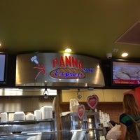 Photo taken at Panna Express Cafe by Virginia P. on 2/18/2012