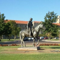 Photo taken at Texas Tech University by Geralyn K. on 8/23/2011