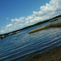 Photo taken at Breezy Point Resort by Chris S. on 8/13/2011