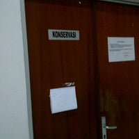 Photo taken at Opdent's Lab FKG Moestopo by Fuad S. on 12/18/2011