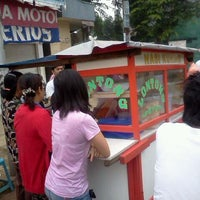 Photo taken at Lontong Sayur Depan Wonosari Mobilindo by Mochamad Noer A. on 2/12/2011