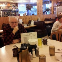 Photo taken at Hoagie's Restaurant by Steve A. on 2/4/2012