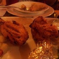 Photo taken at Guru Kebab y Curry by Angel T. on 1/29/2012