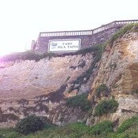 Photo taken at Faro de Tapia de Casariego by Inma E. on 6/28/2011
