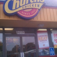 Photo taken at Church's Chicken by Tamika H. on 7/16/2011