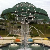 Photo taken at National Science Centre (Pusat Sains Negara) by Christopher L. on 2/20/2011