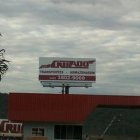 Photo taken at Transportes Cruzado by Cleber B. on 7/5/2012