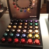 Photo taken at Nespresso Boutique Bar by Scott A. on 3/6/2012