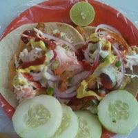 Photo taken at Fullenio's Taco Fish by Artemio O. on 5/4/2012