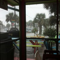 Photo taken at A1A Burrito Works Taco Shop by Colin G. on 9/7/2012