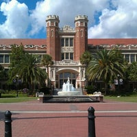 Photo taken at Florida State University by Tyler M. on 9/26/2011