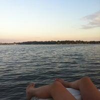 Photo taken at Jennings Bay, Lake Minnetonka by Lebrisia M. on 8/16/2011