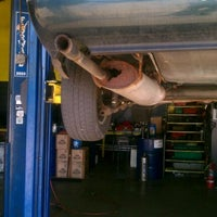 "Photo taken at Car-X Auto Service by Ryan ""Gio"" H. on 8/26/2011"