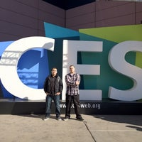 Photo taken at CES 2012 by Jon W. on 1/10/2012