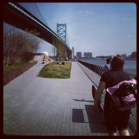 Foto tomada en Race Street Pier por Concierge el 3/23/2012
