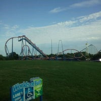 Photo taken at Worlds of Fun by Ms. F. on 8/20/2011