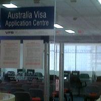 Photo taken at VFS Australia Visa by Arif Y. on 9/14/2011