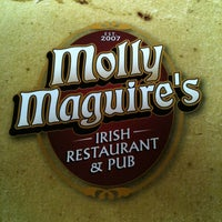 Photo taken at Molly Maguire's Irish Restaurant & Pub by Nelson R. on 2/21/2011