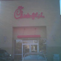 Photo taken at Chick-fil-A by Bryce L. on 10/28/2011