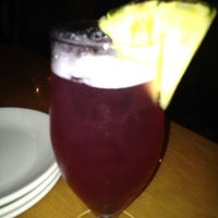 Photo taken at BJ's Restaurant and Brewhouse by Marcie W. on 5/20/2012