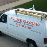 Photo taken at Couper Electric by Jordan C. on 10/13/2011