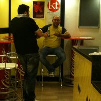 Photo taken at Euro Pizza by Giovanni D. on 10/4/2011