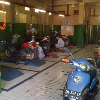 "Photo taken at ASTA Motor ""One Stop Matic"" by GdeYogi_4sqBali on 7/21/2011"
