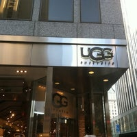 Photo taken at UGG by Mike W. on 12/14/2011