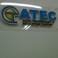 Photo taken at Atec Japan by Lucila K. on 11/13/2011