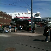 Photo taken at West Harbour / West Terminal by Tuuli J. on 5/19/2012