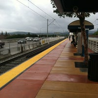 Photo taken at VTA Capitol Lightrail Station by Frank D. on 3/28/2012