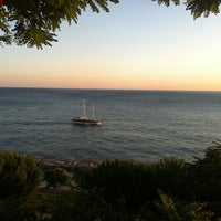 7/2/2012 tarihinde Okan Ç.ziyaretçi tarafından Moda Aile Çay Bahçesi'de çekilen fotoğraf
