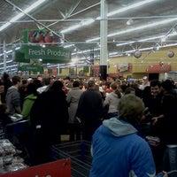 Photo taken at Walmart Supercenter by Kerry M. on 11/25/2011