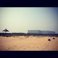 5/26/2012 tarihinde Ilan B.ziyaretçi tarafından Kempinski Hotel Qingdao'de çekilen fotoğraf