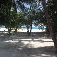 Photo taken at Asdu Sun Island by Silvia C. on 11/29/2011