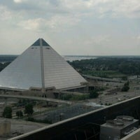 Photo taken at Pyramid Arena by Anthony S. on 6/20/2012