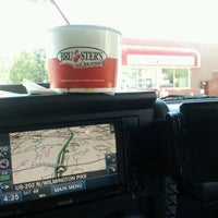 Photo taken at Brusters Ice Cream by Geoff on 6/6/2012